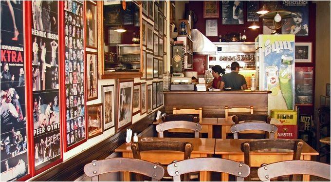 Kagiampis Restaurant - Crops Suites Heraklion